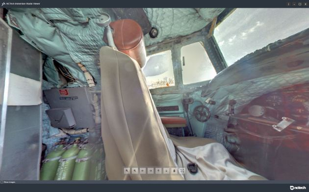 iSTAR_220433_EC_121_Cockpit_Left