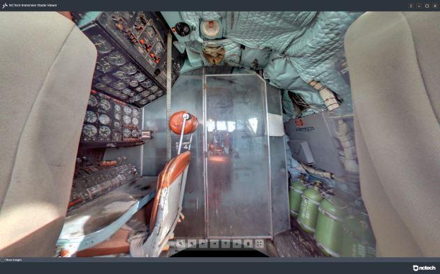 iSTAR_220433_EC_121_Cockpit_Rear