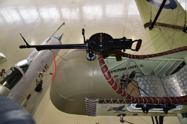 3D printed Lewis Gun